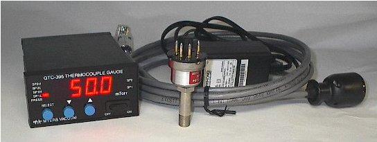 GTC-395 Thermocouple Digital Display